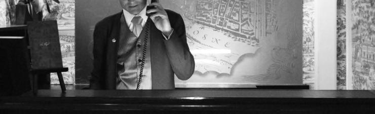 concierge-bw